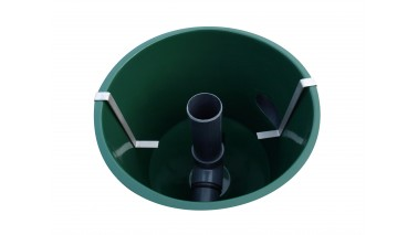 V2A Halterung für Vortexwabe (1 Stück)
