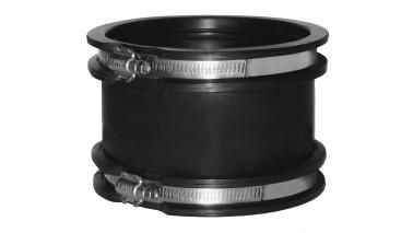 PVC-Muffe (flexibel)