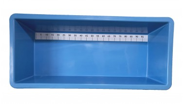 Koi-Messwanne 1 Meter